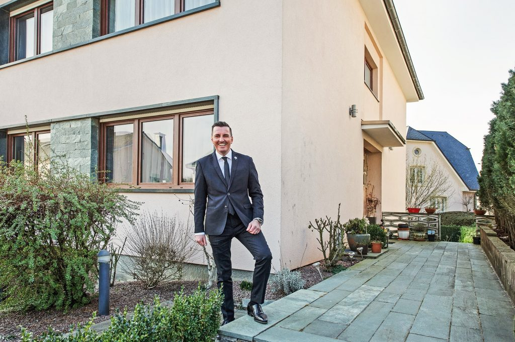 Elhorry agent immobilier à Limpertsberg Luxembourg